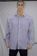 Authentic Holland&Sherry Men's Cotton dress Shirt US 16.5