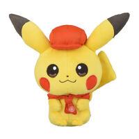 Pokemon Center Plush doll Pok?mon Caf? Mix Pikachu JAPAN OFFICIAL IMPORT
