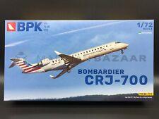 BPK 1/72 Bombardier CRJ-700 (BPK7215) American Eagle & Delta (Canadian Seller)