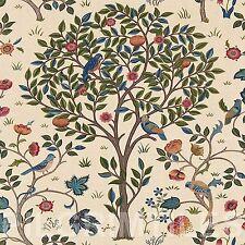 Metric Porcelain Tile William Morris Kelmscott  Tree Walls Floors Kitchens Bath