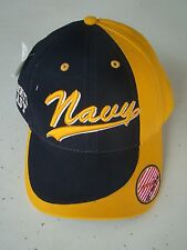 US NAVY USN ALL RATES PRIDE IN SERVICE DON'T TREAD ON ME BILL CREW'S BALL CAP