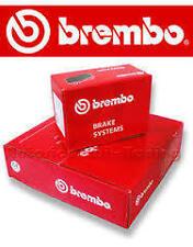 KIT DISCHI FRENO BREMBO + PASTIGLIE BREMBO FIAT PANDA 141A FIRE 750 900 1.0 1.1