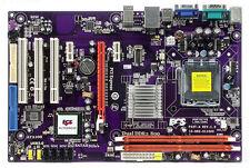ECS P33T-A Motherboard Intel G31 Chipset Socket LGA 775 DDR2 VGA
