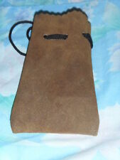 Brand New Leather Hanging Handphone Pouch *Free Postage