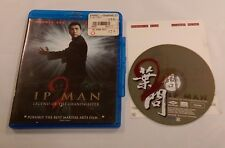 Ip Man 2: Legend of the Grandmaster (Blu-ray Disc, 2011)