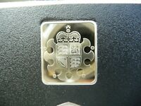 2020 PROOF MEDALLION, MEDAL FROM ROYAL MINT ANNUAL PROOF COIN SET.
