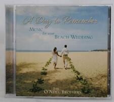 A Day To Remember Music For Your Beach Wedding O'Neill Brothers CD