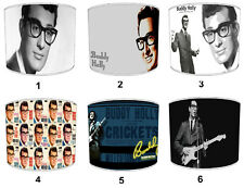 Buddy Holly Designs Lampshades, Ideal To Match Buddy Holly Cushions & Covers.