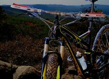 Wulf (TM) WTG-X-1 MTB Mountain Bike Handguards - Quality - Made in U.S.A.