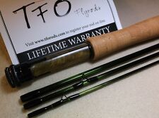 Temple Fork Outfitters BVK TFO 9' 6 weight Fly Rod Custom Built for You