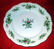 """Johann Haviland Bavaria Germany - Wild Rose - Dinner Plate - 9 3/4"""" Diamter"""