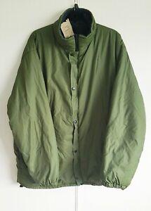 Snugpak Sleeka Softie Insulated Jacket Mens XL Reversible Olive Green/Black