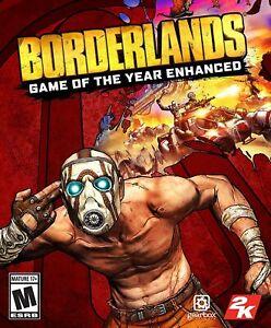 Borderlands Game of the Year Enhanced - Region Free Steam PC Key
