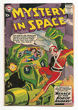 Mystery in Space 53 in 5.5 FN- First Adam Strange in Title! B@@yah!