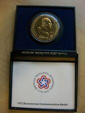 1976 American Revolution Bicentennial George Washington Medal from US Mint