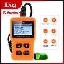 Automotive OBD Code Reader OBD2 Scanner Car  Engine Diagnostic Tools Jdiag JD109