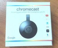 Google Chromecast (2nd Generation) HD Mediaplayer