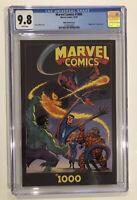 Marvel Comics #1000 CGC 9.8 - Hidden Gem variant STEVE DITKO Amazing Spider-Man