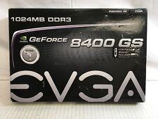 eVGA Nvidia GeForce 8400GS 1GB DVI PCI-E2x16 Video Card 01G-P3-1302-LR ✅NEW ✅WTY
