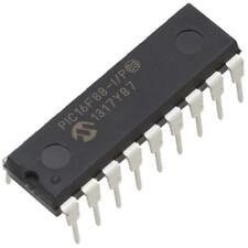 PIC16F88-I/P, 8 bits Microcontrolador Pic 20 MHz 256 B, 7168 B Flash, 368 B Ram