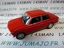 PL38 VOITURE 1/43 IXO IST déagostini POLOGNE : BMW 1602 (1962/1976)
