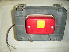 2001 Yamaha Grizzly 600 ATV Rear Tool Box Compartment and Tail Light