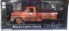1:18 Greenlight - Twilight Bella's 60's Chevy Truck - Orange NEW IN BOX