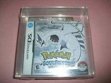 Pokemon Soul Silver NEW Factory Sealed VGA 100 GOLD Uncirculated for Nintendo DS