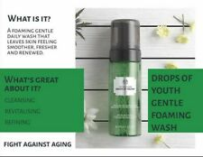 The Body Shop - Drops Of Youth Collection - Foam wash - Anti ageing - BN