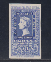 ESPAÑA (1950) MNH NUEVO SIN FIJASELLOS - EDIFIL 1076 (75 cts) CENTENARIO LOTE 1