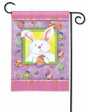 "Happy Easter Bunny - 12.5"" x 18"" Garden Flag"