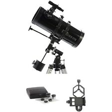 Celestron PowerSeeker 127EQ Reflector Telescope - GorillaSpoke Free P&P IRE & UK