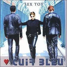 CUIR BLEU SEX TOY NEW CD