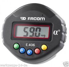 FACOM Adaptador angular Gama del control de wink: 1 – 360°. E.406