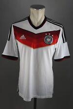 Deutschland Trikot 2014 Gr. M DFB Adidas WM Jersey Home Weltmeister Germany