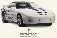 1999 PONTIAC FIREBIRD TRANS AM 30TH ANNIVERSARY BROCHURE -TRANS AM 30TH ANV-T/A