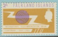 Falkland Islands 155 Mint Hinged OG* - NO FAULTS VERY FINE !