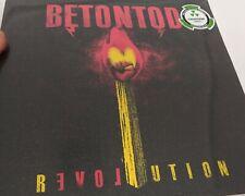 BETONTOD - Revolution (Orange limited vinyl) 2017 album