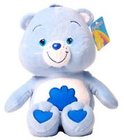 "NEW 12"" CHILDRENS CARE BEARS GRUMPY BEAR PLUSH SOFT TOY"