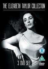 DVD:THE ELIZABETH TAYLOR COLLECTION - NEW Region 2 UK