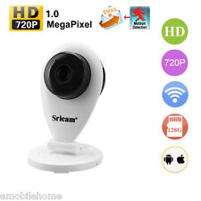 Sricam H.264 720P Wifi Megapixel Wireless ONVIF CCTV Security IP Camera TF