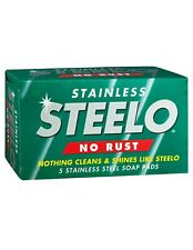 Steelo Stainless No Rust 5 Pack