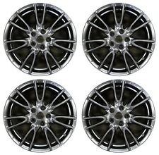 "18"" Infiniti G35 07 08 G37 09 10 11 12 13 Factory OEM Rim Wheel 73694 73695 Set"