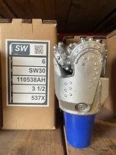 6 Sw30 537x Tci Drill Bit Hdd Waterwell Oilfield Tricone 3 12 Api Reg Pin
