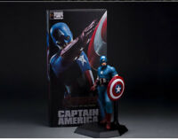 Crazy Toys The Avengers Captain America PVC Action Figure Collection Model Toy