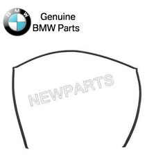 NEW BMW GENUINE E39 Windshield Moulding Trim Seal for Rear Windshield