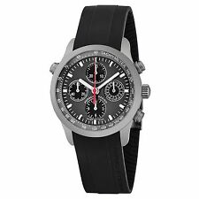 Porsche Design Men's PRT Rattrapante Chronograph Automatic Watch 6613.1050.0242