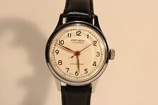 "VINTAGE EARLY 1MChz MEN'S USSR RUSSIA MECHANICAL WATCH ""SPORTIVNIE"" /NICE DIAL"