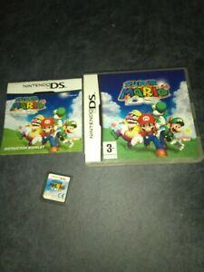 Super Mario 64 Nintendo DS Game