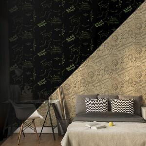 Harry Potter Glow in the Dark Marauders Map Mischief Managed Wallpaper